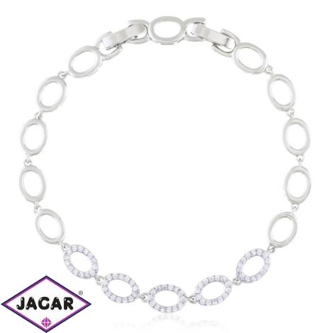 Bransoletka codzienna z kryształkami Xuping BP9850