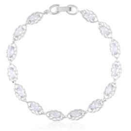 Bransoletka z kryształkami Xuping BP9854