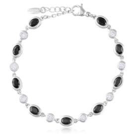 Bransoletka z kryształkami Xuping BP9856