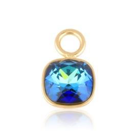Przywieszka z kryształem blue Xuping PRZ3134
