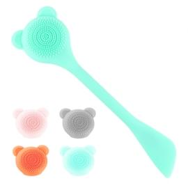 Szczoteczka do mycia twarzy silikonowa mix MUP313