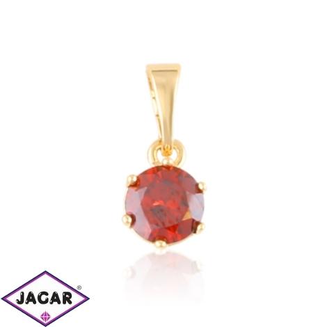 Przywieszka kryształek czerwony Xuping PRZ3140