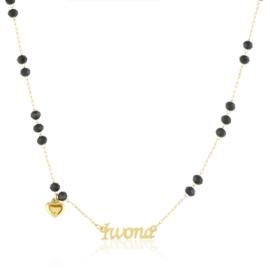 Celebrytka stalowa - Iwona - Aisadi CP7275
