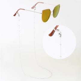 Łańcuszek do okularów stalowy - Aisadi LAP2747