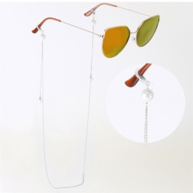 Łańcuszek do okularów stalowy - Aisadi LAP2748