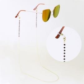 Łańcuszek do okularów stalowy - Aisadi LAP2750