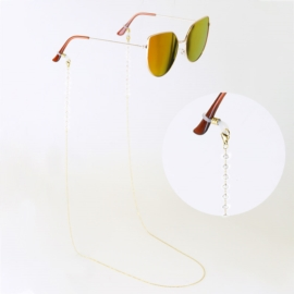 Łańcuszek do okularów stalowy - Aisadi LAP2753