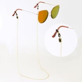 Łańcuszek do okularów stalowy - Aisadi LAP2754
