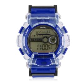 Zegarek męski sportowy niebieski Z2795