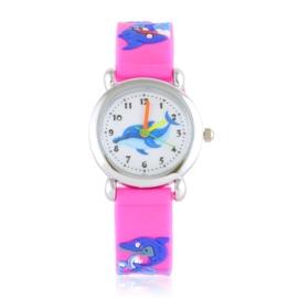 Zegarek dziecięcy silikonowy rekin Z2832