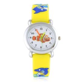 Zegarek dziecięcy silikonowy rekin Z2833