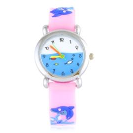 Zegarek dziecięcy silikonowy rekin Z2834