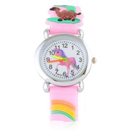 Zegarek dziecięcy silikonowy animals Z2836