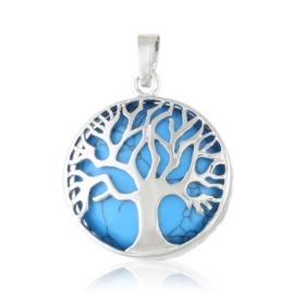 Przywieszka drzewko blue Xuping PRZ3160