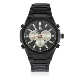 Zegarek męski na bransolecie black Z2840