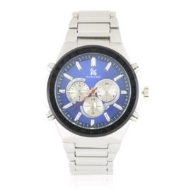 Zegarek męski na bransolecie silver Z2841