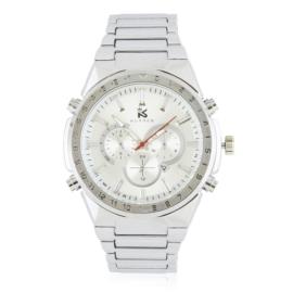 Zegarek męski na bransolecie silver Z2842