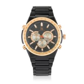 Zegarek męski na bransolecie black Z2843