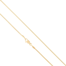Łańcuszek linka 45cm Xuping LAP2762