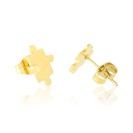 Kolczyki stalowe sztyfty - Lisha EAP20266