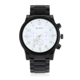 Zegarek męski na bransolecie black Z2853