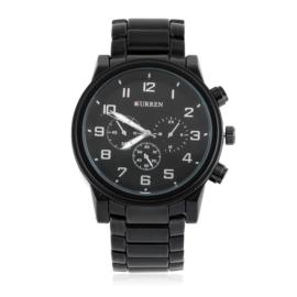 Zegarek męski na bransolecie black Z2854