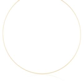 Łańcuszek sztywny 40cm Xuping LAP2786