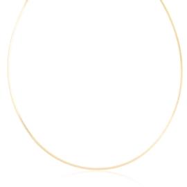 Łańcuszek sztywny 40cm Xuping LAP2787