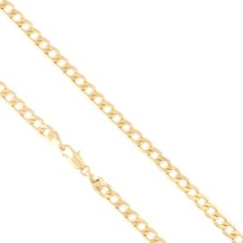 Łańcuszek pancerka 45cm Xuping LAP2801