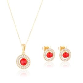 Komplet biżuterii Xuping PK672