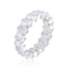 Obrączka kryształkowa Xuping PP3776