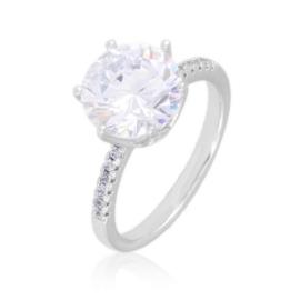 Pierścionek zaręczynowy Xuping PP3801