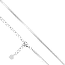Łańcuszek stalowy pancerka 70cm Moonriver LAP2810