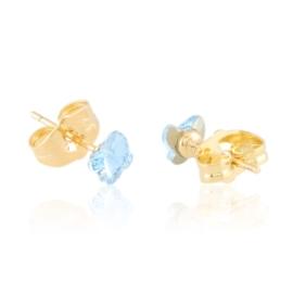 Kolczyki crystal sztyfty Xuping EAP20773