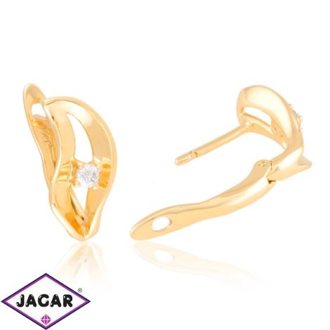 Kolczyki codzienne z kryształkami Xuping EAP20852
