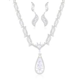 Komplet biżuterii wieczorowej Xuping - SKO128