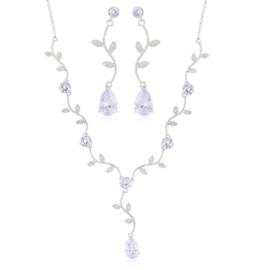 Komplet biżuterii wieczorowej Xuping - SKO131