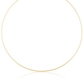 Łańcuszek sztywna linka 40cm Xuping LAP2822
