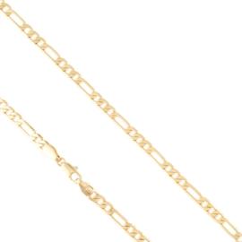 Łańcuszek figaro 60cm Xuping LAP2834