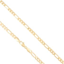 Łańcuszek figaro 50cm Xuping LAP2836