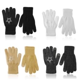 Rękawiczki z dżetami touch screen 18cm 12szt RK830