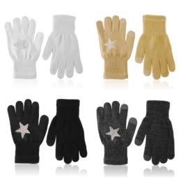 Rękawiczki z dżetami touch screen 18cm 12szt RK831