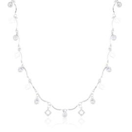 Celebrytka z kryształkami Xuping CP7908