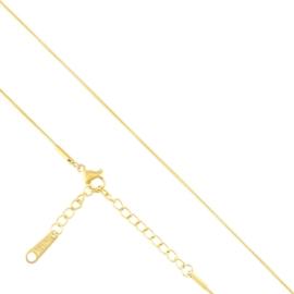 Łańcuszek stal linka 40cm Moonriver LAP2841