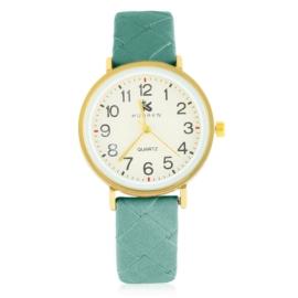 Zegarek damski na plecionym pasku Z2940