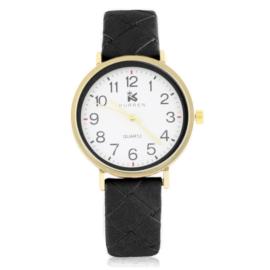 Zegarek damski na plecionym pasku Z2941