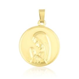 Przywieszka stalowa medalik PRZ3270