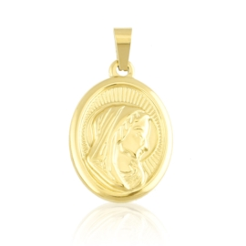 Przywieszka stalowa medalik PRZ3271