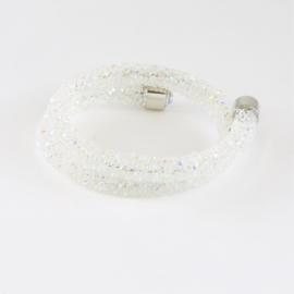 Bransoletka z kryształkami BRA3922