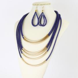 Komplet biżuterii codziennej - KOM572